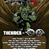 Toehider announce co-headlining tour with Troldhaugen